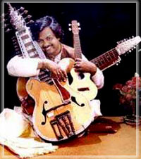 Pandit Debashish Bhattacharya - Trinity of Guitars