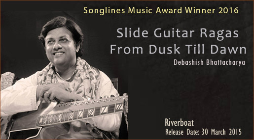 Slide Guitar Ragas From Dusk Till Dawn