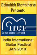Debashish Bhattacharya Presents - IIGF JAN 2019